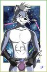 2012 abs anthro athletic black_nose bulge canine clothed clothing digital_media_(artwork) eyewear fur grey_fur kcee looking_at_viewer male mammal multicolored_fur nintendo pecs solo star_fox topless underwear video_games white_fur wolf wolf_o'donnell  Rating: Questionable Score: 5 User: Ralph-E-Coyote Date: February 04, 2016