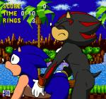 2016 anal anal_penetration ancient-onyx animated anthro beige_skin black_fur black_nose blue_fur butt clenched_teeth clothing eyes_closed fur gloves green_eyes hedgehog male male/male mammal open_mouth penetration penis red_fur sex shadow_the_hedgehog sonic_(series) sonic_the_hedgehog teeth tree video_games white_furRating: ExplicitScore: 7User: Duck_Hunt_DogDate: August 15, 2017