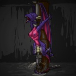 animated anthro anthrofied breasts cynder dragon female fucking_machine horn machine nipples oniontrain scalie sex_toy solo spyro_the_dragon video_games wings  Rating: Explicit Score: -22 User: oriondraco Date: June 07, 2012