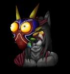 anthro evil host invalid_tag majora majora's_mask mask nintendo possession tentacles the_legend_of_zelda tigerwolf video_games wolfger wolfgerlion64   Rating: Safe  Score: -2  User: Wolfgerlion  Date: March 25, 2015