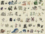 3_fingers absurd_res aggron ambiguous_gender anthro aron asian_mythology azurill baby_pokémon beautifly blaziken breloom camerupt cascoon delcatty dustox east_asian_mythology electrike english_text exploud fangs fingers gardevoir group grovyle gulpin hariyama hi_res illumise japanese_mythology kirlia lairon linoone lombre lotad loudred manectric marshtomp masquerain mawile medicham meditite mightyena minun mudkip mythology nincada ninjask nintendo nojoh nosepass numel nuzleaf open_mouth pelipper plant plusle pokémon pokémon_(species) poochyena ralts sableye sceptile seedot sharpedo shedinja shiftry shroomish silcoon skitty slaking slakoth surskit swalot swampert swellow tagme taillow text tongue treecko video_games vigoroth volbeat wailmer wailord whismur wingull wurmple yōkai zigzagoon