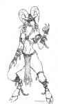 2002 anthro blindfold caprine chain clothing goat horn incendax loincloth male mammal plain_background solo white_background   Rating: Questionable  Score: 0  User: Riversyde  Date: May 19, 2011