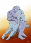 """2013 areola balls biceps big_breasts breasts butt butt_grab domination duo erect_nipples erection female female_domination hand_on_butt humanoid machoke male muscles muscular_female nintendo nipples nude penis pokémon precum slypon video_games  Rating: Explicit Score: 19 User: Robinebra Date: May 16, 2013"""""""