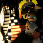 1:1 3d_animation 3d_(artwork) animated animatronic anthro breasts clothed clothing crossgender digital_media_(artwork) female five_nights_at_freddy's glowing glowing_eyes jukebox lagomorph leporid looking_at_viewer loop lylia_faith machine mammal partially_clothed rabbit robot side_boob smile solo source_filmmaker spring_bonnie_(fnaf) stare sweater topwear video_games virgin_killer_sweaterRating: QuestionableScore: 36User: Lylia_FaithDate: April 20, 2019