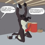 big_penis deathclaw dialogue fallout horn lamar long_penis male penis red_eyes restrained scalie solo video_games  Rating: Explicit Score: 1 User: Lamar Date: November 26, 2015