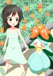 child clothing cute female feral footwear hair hand_holding happy human larger_female larger_human lilligant mammal nintendo pokémon pokémon_(species) shoes size_difference smaller_feral smile source_request unknown_artist video_games walking youngRating: SafeScore: 3User: SwiperTheFoxDate: January 03, 2018