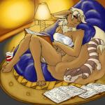 book brown_fur eevee female fur furret januspeldragon nintendo one_eye_closed pokémon red_eyes video_games   Rating: Safe  Score: 1  User: xXK1T5UN3Xx  Date: April 20, 2014