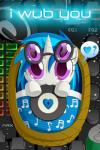 2015 <3 ? basket blue_hair cute english_text engrishman equine eyewear female friendship_is_magic glasses hair headphones horn looking_at_viewer mammal my_little_pony nom purple_eyes record solo sunglasses text unicorn vinyl_scratch_(mlp) young  Rating: Safe Score: 10 User: 2DUK Date: July 26, 2015