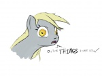4:3 derpy_hooves_(mlp) equine female friendship_is_magic horse insane mammal my_little_pony pony reaction_image simple_background solo unknown_artist white_background