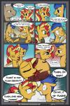 2016 absurd_res almost_kiss burning-heart-brony comic cutie_mark equestria_girls equine female flash_sentry_(mlp) friendship_is_magic hi_res horn ice_cream_headache male mammal my_little_pony pegasus ponytail sunset_shimmer_(eg) unicorn wings  Rating: Safe Score: 7 User: 2DUK Date: January 26, 2016