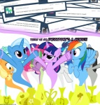 2013 applejack_(mlp) bottle comic derpy_hooves_(mlp) dragon earth_pony english_text equine female friendship_is_magic fur genie group hair horn horse lyra_heartstrings_(mlp) male mammal multicolored_hair my_little_pony navitaserussirus pegasus pinkie_pie_(mlp) pony purple_eyes purple_fur purple_hair rainbow_dash_(mlp) scalie simple_background spike_(mlp) text trixie_(mlp) tumblr twilight_sparkle_(mlp) unicorn white_background wings  Rating: Safe Score: 0 User: darknessRising Date: March 15, 2013
