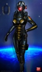 armor breasts cybernetics cyborg female machine mass_effect mecha nemesis redliner91 solo video_games  Rating: Safe Score: 8 User: dark_yveltal Date: August 01, 2013