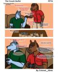 canine colonel_klink comic dog drinking equine game_(disambiguation) hi_res horse husky jay male mammal rockstar teasing  Rating: Questionable Score: 0 User: Colonel__Klink Date: April 29, 2016