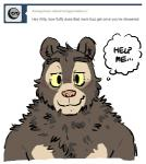 artdecade bear english_text fluffy looking_at_viewer male mammal sloth_bear text thought_bubble tumblr willy_(artdecade)   Rating: Safe  Score: 1  User: thenewthing  Date: January 01, 2014