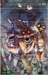 2014 ambiguous_gender animatronic avian bear bib bird bonnie_(fnaf) canine chica_(fnaf) chicken eye_patch eyewear five_nights_at_freddy's fox foxy_(fnaf) freddy_(fnaf) fur glowing glowing_eyes group hook hook_hand lagomorph looking_at_viewer machine mammal mechanical missy-slaughter_(artist) nightmare_fuel purple_eyes rabbit red_eyes robot   Rating: Safe  Score: 5  User: Hotfurry  Date: February 08, 2015