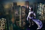 2016 anthro ark_dedran assassin's_creed backpack building canine city claws clothed clothing detailed_background dog downtown_miami fur gypsywolf hidden_blade hoodie husky hybrid jex mammal miami night paint palm_trees scene scenery sky skyscraper video_games weapon  Rating: Safe Score: 0 User: Arkiton Date: March 31, 2016