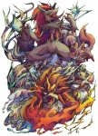 celebi entei kyounoikenie legendary_pokémon nintendo plain_background pokémon raikou suicune video_games white_background zoroark zorua   Rating: Safe  Score: 3  User: robyn_chaos  Date: August 07, 2010