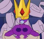 animated big_breasts big_lips blue_lips breasts crown female first_person_view human inverted_nipples lips male male/female mammal mario_bros nintendo nipples not_furry paper_mario penis purple_nipples sex shadow_queen theboogie titfuck video_games  Rating: Explicit Score: 22 User: Nuji Date: February 02, 2016