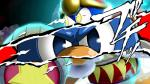 16:9 2019 angry anthro atlus avian beak bird blue_eyes close-up clothed clothing crossover glowing glowing_eyes hammer hat headgear headwear hi_res japanese_text king king_dedede kirby_(series) looking_at_viewer looking_away male mediamaster_127 megami_tensei megami_tensei_persona nintendo overweight penguin red_background royalty simple_background super_smash_bros. super_smash_bros._ultimate text tools video_games yellow_eyesRating: SafeScore: 1User: JapesDate: August 17, 2019
