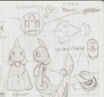 2015 anthro elpatrixf english_text female ghost model_sheet navel nintendo pokémon pokémorph sketch spirit text url video_games yamask