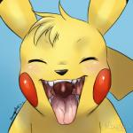 2015 cute eyes_closed feral fur male mammal mawshot nintendo nummynumz open_mouth pikachu pokémon rodent saliva solo teeth tongue tongue_out video_games yellow_fur   Rating: Safe  Score: 17  User: DeltaFlame  Date: April 17, 2015