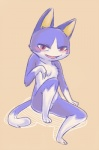 animal_crossing blush cat feline looking_at_viewer male nintendo reality_undoer rover_(animal_crossing) solo video_games   Rating: Questionable  Score: 10  User: Untamed  Date: July 24, 2013
