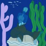 barreleye female marine merfolk solo tartaurus underwater water  Rating: Safe Score: 1 User: Tartaurus Date: August 25, 2015