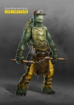 ancorgil anthro biceps claws hat male michelangelo muscles nunchuks reptile scalie smile teenage_mutant_ninja_turtles turtle   Rating: Safe  Score: 8  User: Acolyte  Date: February 19, 2014