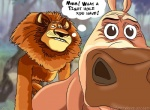alex_the_lion anthro breasts dreamworks erection feline female from_behind gloria hippo lion madagascar male mammal penis sex small_breasts straight   Rating: Explicit  Score: -3  User: trolll  Date: March 11, 2014