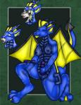2014 anthro big_breasts blush breasts dragon dragonmanmike gender_transformation goo herm inflatable intersex masturbation nipples nude open_mouth penile_masturbation penis pool_toy pussy rubber scalie shiny solo transformation  Rating: Explicit Score: 4 User: dragonmanmike Date: December 31, 2014