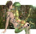 <3 amphibian animal_humanoid armpits breasts cum cum_in_pussy cum_inside digital_media_(artwork) duo female frog green_hair hair human humanoid internal interspecies kissing love male male/female mammal monster_girl_(genre) nude romantic_couple sex short_hair small_breasts text translation_requestRating: ExplicitScore: 12User: SwiperTheFoxDate: March 22, 2017