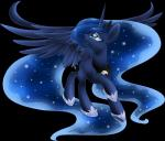 2014 alpha_channel blackfreya equine female feral friendship_is_magic hi_res horn mammal my_little_pony princess_luna_(mlp) smile solo winged_unicorn wings  Rating: Safe Score: 28 User: Robinebra Date: January 01, 2015