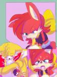 afspecterjs anthro canine cum duo female fiona_fox fox male mammal miles_prower sex sonic_(series)  Rating: Explicit Score: 7 User: spinel_sun Date: April 15, 2015