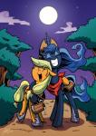 2014 applejack_(mlp) drunk equine female feral friendship_is_magic full_moon horn horse lovelyneckbeard mammal moon my_little_pony night pony princess_luna_(mlp) winged_unicorn wings   Rating: Safe  Score: 3  User: Robinebra  Date: July 10, 2014