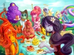 adventure_time candy cteno doctor doctor_princess fangs female fire flame_princess food grin group hotdog_princess lady_rainicorn laur- lumpy_space_princess marceline picnic princess princess_bubblegum queen royalty unknown_character vampire   Rating: Safe  Score: 9  User: Sods  Date: March 01, 2013