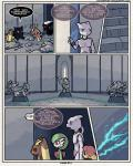 audino comic english_text entei female gardevoir gengar group jen_(vf) legendary_pokémon lopunny male medicham mewtwo ms_paint nintendo pokémon pokémon_(species) pokémon_mystery_dungeon raikou sculpture statue suicune sulfurbunny_(artist) text video_games