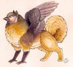 2015 ambiguous_gender avian feral fluffy gravewalker gryphon solo wings  Rating: Safe Score: 1 User: TonyLemur Date: October 08, 2015