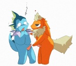duo eeveelution flareon gay kyounoikenie male nintendo penis pokémon tears vaporeon video_games   Rating: Explicit  Score: 1  User: Mysterious_Fox  Date: December 31, 2010