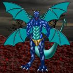 abs amazing anthro biceps bod burly clawed dark demon dragon male manly muscular mutated reptile scalie shredded sixpack transformed wings  Rating: Safe Score: -3 User: MrD66 Date: February 08, 2016