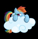 2013 absurd_res alpha_channel bio-999 blue_fur cloud cutie_mark equine female feral friendship_is_magic fur hair half-closed_eyes hi_res horse looking_at_viewer lying multi-colored_hair my_little_pony plain_background pony rainbow_dash_(mlp) rainbow_hair rose_eyes transparent_background   Rating: Safe  Score: 4  User: mlp  Date: June 20, 2013