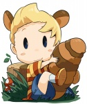 blonde_hair brown_fur clothing earthbound_(series) fur grass hair humanoid looking_at_viewer lucas multicolored_fur mushroom nintendo not_furry simple_background tagme unknown_artist video_games white_background  Rating: Safe Score: 1 User: SwiperTheFox Date: February 13, 2016