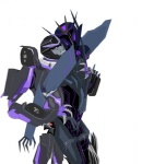 barricade_(character) claws decepticon grin machine male mechanical not_furry plain_background purple_eyes robot shade_streak soundwave teeth transformers transformers_prime white_background   Rating: Safe  Score: 0  User: shadey  Date: November 20, 2012