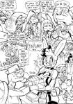 anthro black_and_white breasts cookie_(furryfight_chronicles) daigaijin dandy_(space_dandy) drone english_text female food furryfight_chronicles koopa lagomorph male mammal mario_bros meow_(space_dandy) monochrome muko nintendo pizza qt_(space_dandy) rabbit reptile rodent scalie space_dandy squirrel text turtle video_games zeo_(skaven)Rating: QuestionableScore: 0User: beakerDate: July 18, 2018