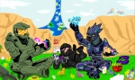 alien applejack_(mlp) armor auraion bee brony burger cheerilee_(mlp) crossover derpy_hooves_(mlp) equine feral fluttershy_(mlp) food friendship_is_magic halo_(series) happy_meal horn horse male master_chief mcdonalds my_little_pony odst pegasus pinkie_pie_(mlp) pony princess princess_celestia_(mlp) rainbow_dash_(mlp) rarity_(mlp) royalty soldier spartan toys twilight_sparkle_(mlp) unicorn video_games weapon winged_unicorn wings   Rating: Safe  Score: 13  User: Hiatuss  Date: July 08, 2011
