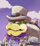 2017 anthro bowser bracelet clothing cloud english_text hat horn jewelry jojo's_bizarre_adventure koopa male mario_bros nintendo osakasa red_eyes reptile scalie shell simple_background solo spikes style_parody suit super_mario_odyssey teeth text top_hat video_gamesRating: SafeScore: 27User: Alm-PeDate: January 16, 2017