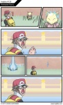 :o abra ambiguous_gender backpack brown_hair comic grass hair hat hejibits humor jacket john_kleckner male nintendo pokéball pokémon pokémon_trainer shiny_pokémon teleportation video_games   Rating: Safe  Score: 28  User: Daniruu  Date: August 20, 2012
