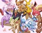 2017 anal anal_penetration anthro anthrofied anus areola balls blue_eyes blush breasts butt eevee eeveelution espeon eyes_closed female fingering flareon glaceon green_eyes group group_sex half-closed_eyes jolteon leafeon looking_back male male/female male_penetrating masterploxy masturbation nintendo nipples one_eye_closed open_mouth oral oral_penetration penetration penis pink_eyes pokémon pokémon_(species) purple_eyes pussy pussy_juice red_eyes sex simple_background sylveon teeth tongue umbreon vaginal vaginal_penetration vaporeon video_games white_backgroundRating: ExplicitScore: 85User: cinnamon365Date: November 09, 2017