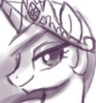 equine fan_character female friendship_is_magic horn icon john_joseco low_res mammal my_little_pony princess princess_celestia_(mlp) princess_molestia royalty solo unicorn  Rating: Safe Score: 1 User: nadvgia Date: March 10, 2015