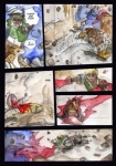 angry arthropod blood claws comic fearow female feral horn human insect kangaskhan male nidoqueen nintendo open_mouth pokémon qlock red_eyes sandslash text video_games   Rating: Safe  Score: 3  User: UNBERIEVABRE!  Date: February 06, 2014