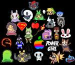 absol apple armor blitzle canine capcom crossover dragon dragon_quest feral fire five_nights_at_freddy's food fruit goo goomy group gundam herdier hugo_(street_fighter) humanoid jaggia lagomorph link looking_at_viewer mammal merveille_million monster_hunter mortal_kombat nezumi nintendo ocarina_of_time pokémon princess_ruto rabbit red_eyes rudian slime solatorobo stick street_fighter superman swadloon text the_elder_scrolls the_legend_of_zelda tongue ultraman video_games watchog zora zorua